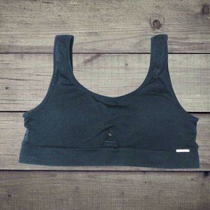 Vince Camuto Low Impact Cut Out Bra Sports Lounge